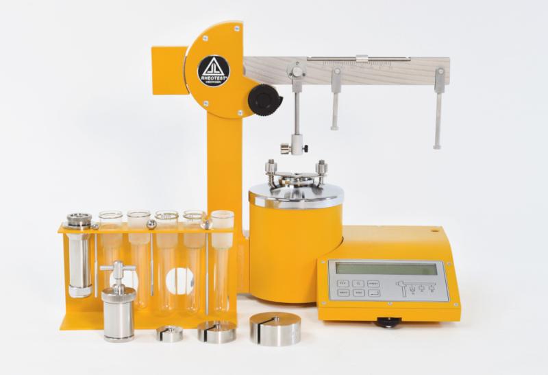 德国RHEOTEST粘度计,流变仪,球压粘度计 HÖPPLER®KD 3.1